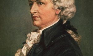 Моцарт (биография от Шалопая)