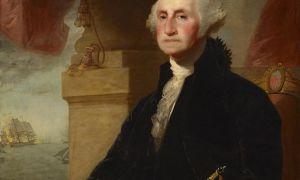 Джордж Вашингтон (биография от Шалопая)