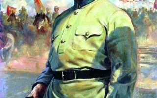 Михаил Фрунзе (биография от Шалопая)