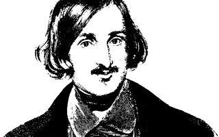 Гоголь Николай Васильевич (биография от Шалопая)