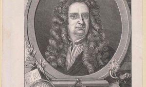 Исаак Ньютон (биография)