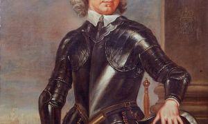 Оливер Кромвель (биография от Шалопая)