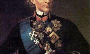 Суворов Александр Васильевич (биография от Шалопая)