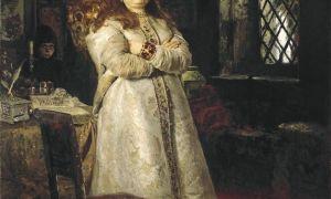 Царевна Софья (биография от Шалопая)