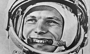 Юрий Гагарин (биография от Шалопая)